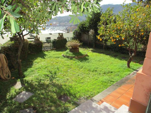 Appartamento in vendita a Santa Margherita Ligure, Arredato, con giardino, 110 mq - Foto 16