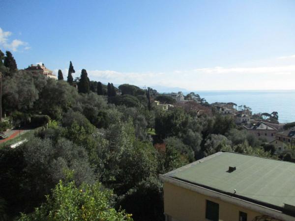 Appartamento in vendita a Santa Margherita Ligure, Arredato, con giardino, 110 mq - Foto 19