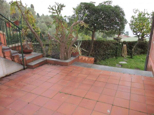Appartamento in vendita a Santa Margherita Ligure, Arredato, con giardino, 110 mq - Foto 14