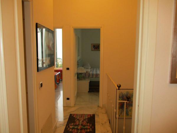 Appartamento in vendita a Santa Margherita Ligure, Arredato, con giardino, 110 mq - Foto 8