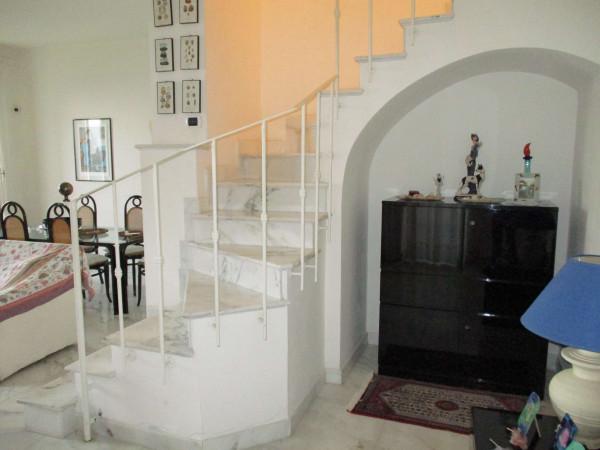 Appartamento in vendita a Santa Margherita Ligure, Arredato, con giardino, 110 mq - Foto 6