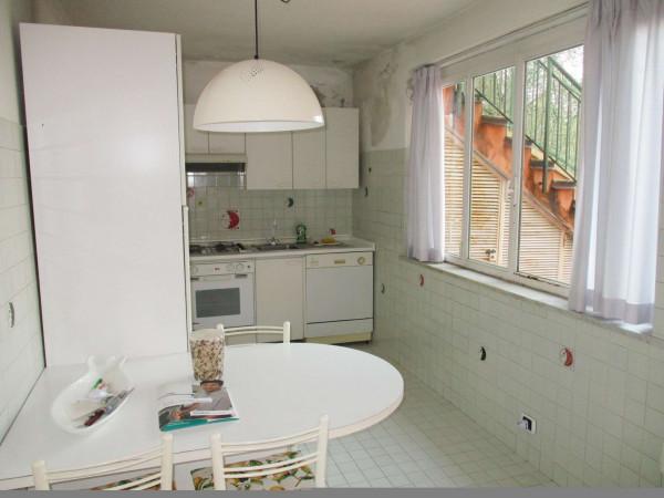 Appartamento in vendita a Santa Margherita Ligure, Arredato, con giardino, 110 mq - Foto 4