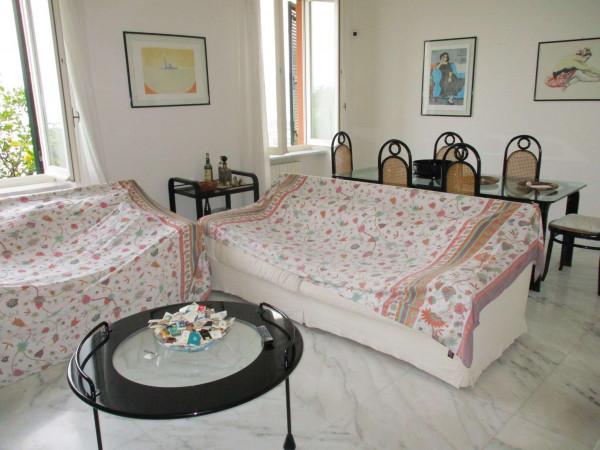 Appartamento in vendita a Santa Margherita Ligure, Arredato, con giardino, 110 mq - Foto 5
