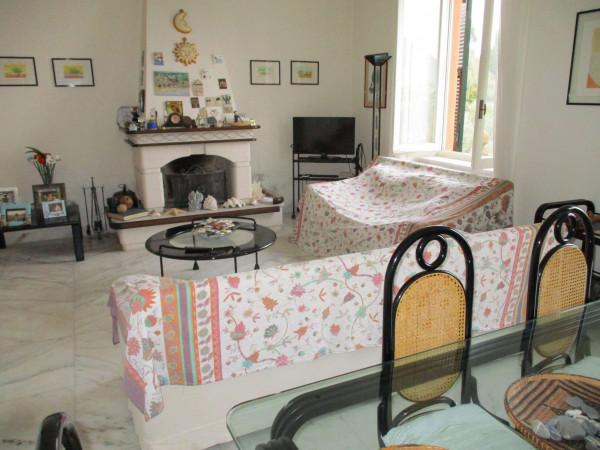 Appartamento in vendita a Santa Margherita Ligure, Arredato, con giardino, 110 mq - Foto 3