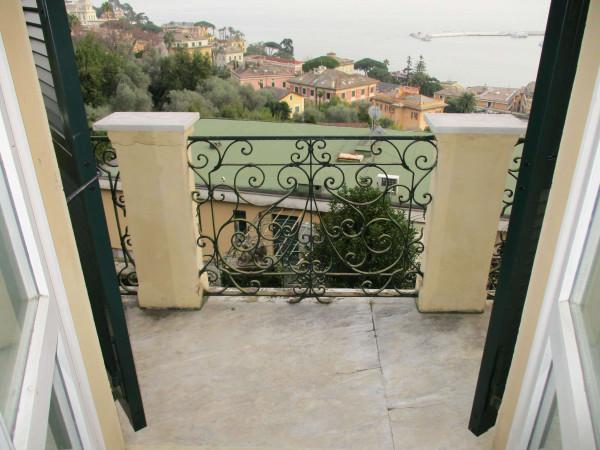 Appartamento in vendita a Santa Margherita Ligure, Arredato, con giardino, 110 mq - Foto 13