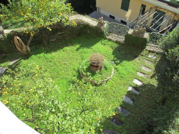 Appartamento in vendita a Santa Margherita Ligure, Arredato, con giardino, 110 mq - Foto 17