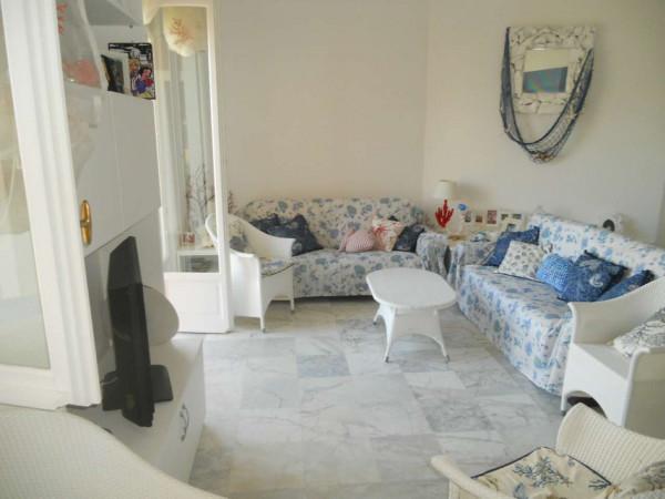 Appartamento in vendita a Zoagli, Con giardino, 140 mq - Foto 15