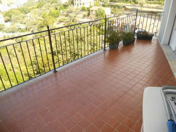 Appartamento in vendita a Zoagli, Con giardino, 140 mq - Foto 20