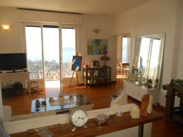 Appartamento in vendita a Lerici, Semicentro, Con giardino, 125 mq - Foto 13