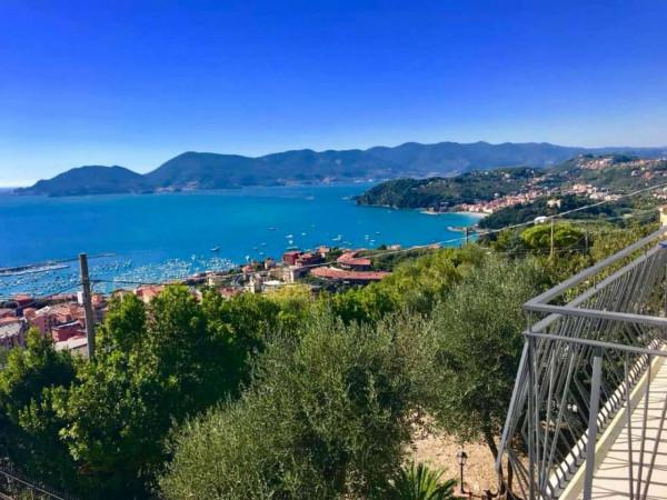 Appartamento in vendita a Lerici, Semicentro, Con giardino, 125 mq - Foto 19