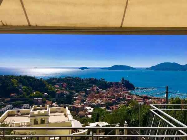 Appartamento in vendita a Lerici, Semicentro, Con giardino, 125 mq - Foto 21
