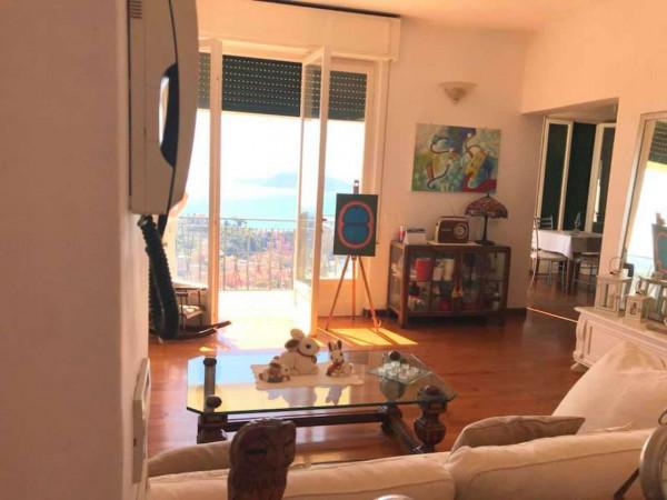 Appartamento in vendita a Lerici, Semicentro, Con giardino, 125 mq - Foto 17