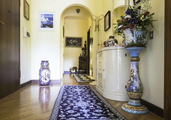 Appartamento in vendita a Chiavari, Centro, Arredato, 110 mq - Foto 19