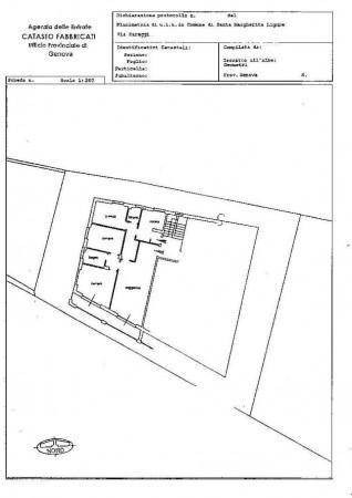 Appartamento in vendita a Santa Margherita Ligure, Paraggi, 100 mq - Foto 2