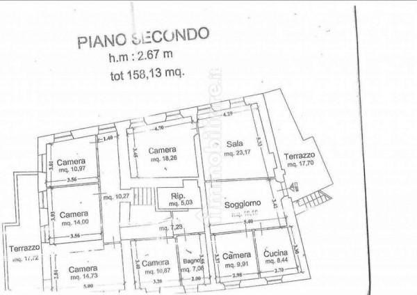 Casa indipendente in vendita a Levanto, Con giardino, 355 mq - Foto 9