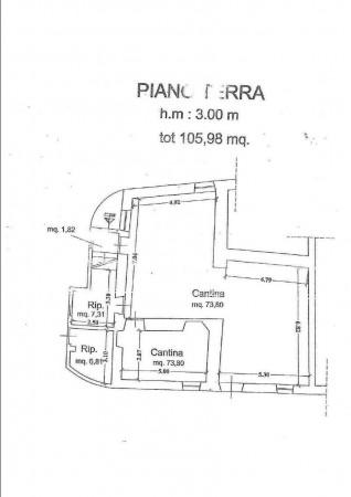 Casa indipendente in vendita a Levanto, Con giardino, 355 mq - Foto 8
