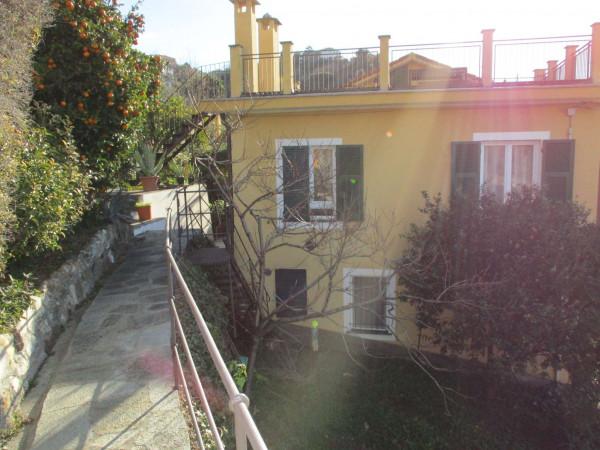 Appartamento in vendita a Chiavari, Tra Chiavari E Zoagli, Con giardino, 100 mq - Foto 5