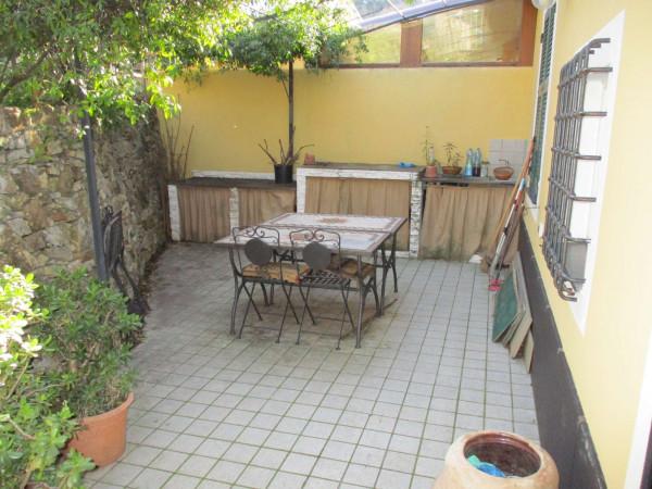 Appartamento in vendita a Chiavari, Tra Chiavari E Zoagli, Con giardino, 100 mq - Foto 6