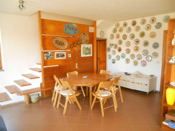 Villa in vendita a Moneglia, Casale, Con giardino, 210 mq - Foto 17