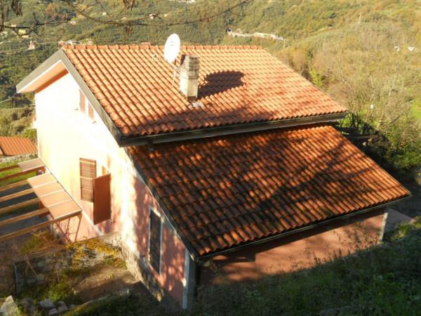 Villa in vendita a Moneglia, Casale, Con giardino, 210 mq - Foto 21