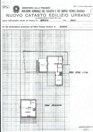 Villa in vendita a Moneglia, Casale, Con giardino, 210 mq - Foto 7