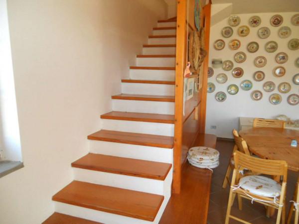 Villa in vendita a Moneglia, Casale, Con giardino, 210 mq - Foto 18