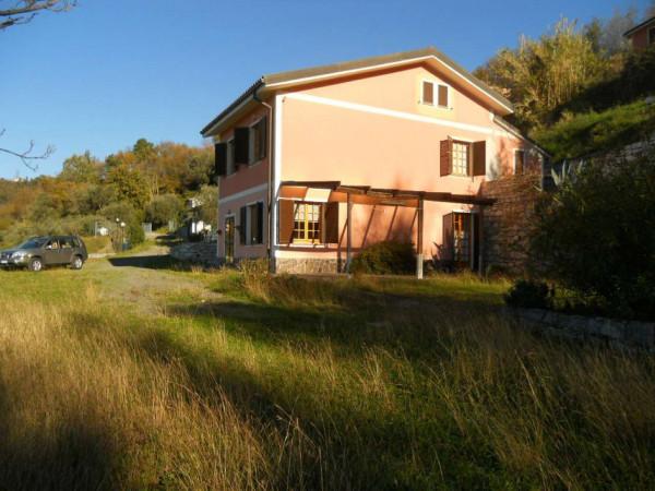 Villa in vendita a Moneglia, Casale, Con giardino, 210 mq - Foto 22