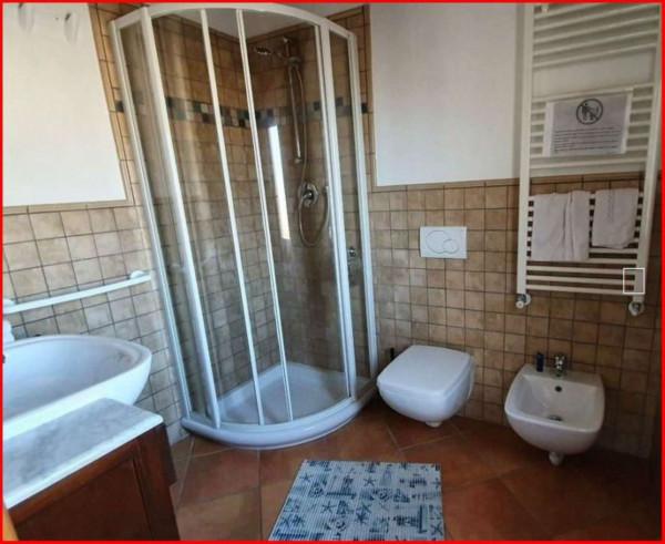 Villa in vendita a Rapallo, Via Milano, Con giardino, 75 mq - Foto 10