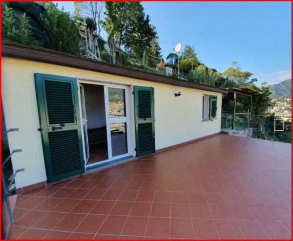 Villa in vendita a Rapallo, Via Milano, Con giardino, 75 mq - Foto 5