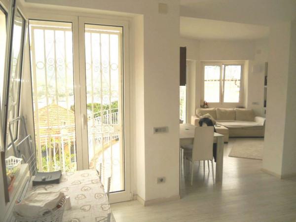 Appartamento in vendita a Rapallo, Porto Turistico, 90 mq - Foto 17