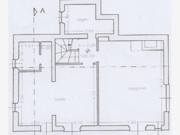 Villa in vendita a Rapallo, Savagna, Con giardino, 150 mq - Foto 2