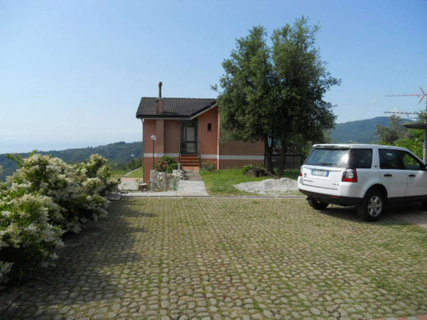 Villa in vendita a Rapallo, Savagna, Con giardino, 150 mq - Foto 19