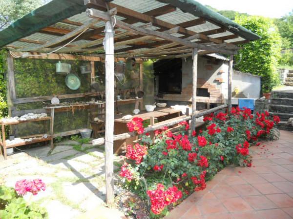Villa in vendita a Rapallo, Savagna, Con giardino, 150 mq - Foto 17
