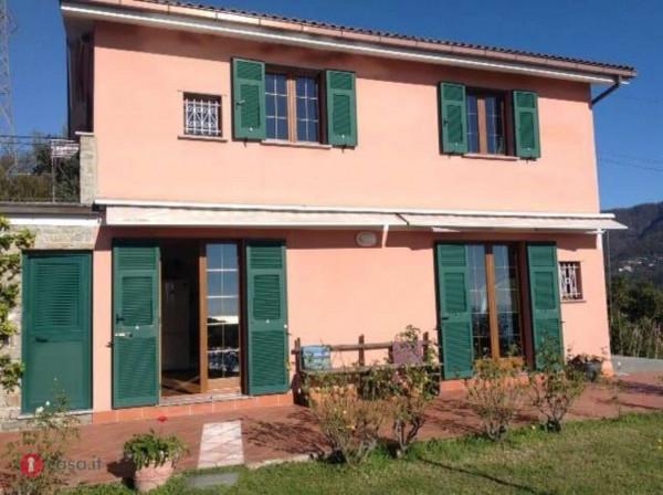 Villa in vendita a Rapallo, Savagna, Con giardino, 150 mq - Foto 18