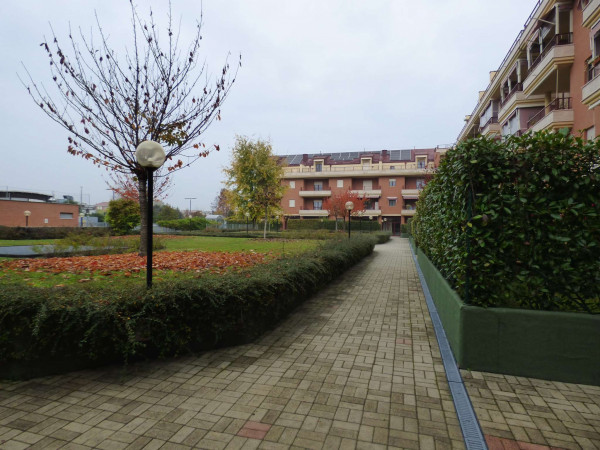 Appartamento in vendita a Borgaro Torinese, Con giardino, 60 mq - Foto 7