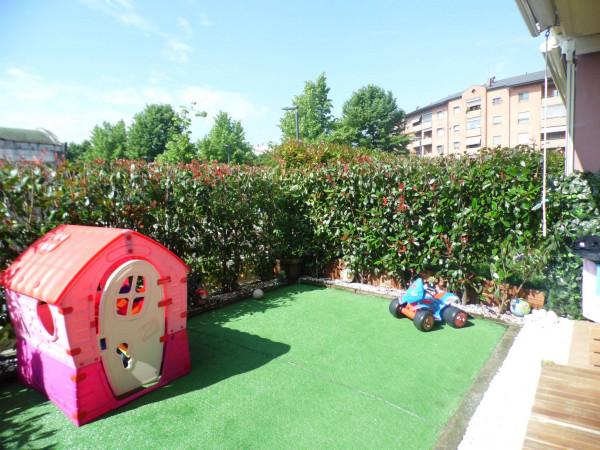 Appartamento in vendita a Borgaro Torinese, Con giardino, 60 mq - Foto 2