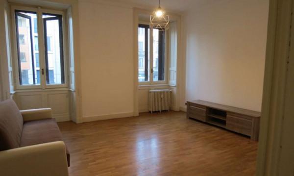 Appartamento in affitto a Milano, Porta Romana, 125 mq