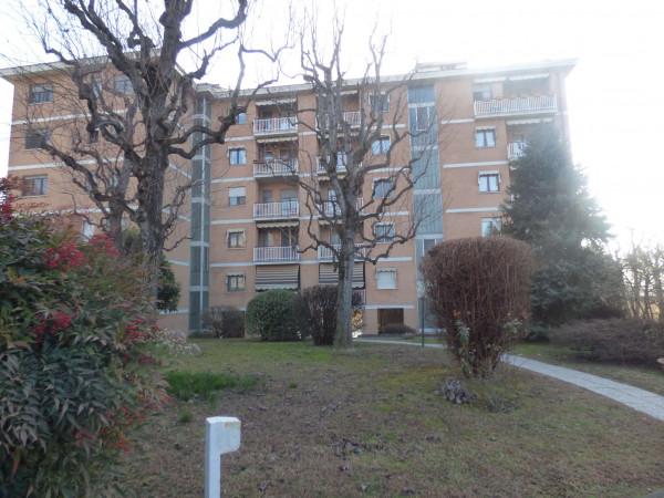 Appartamento in vendita a Borgaro Torinese, Con giardino, 80 mq - Foto 3