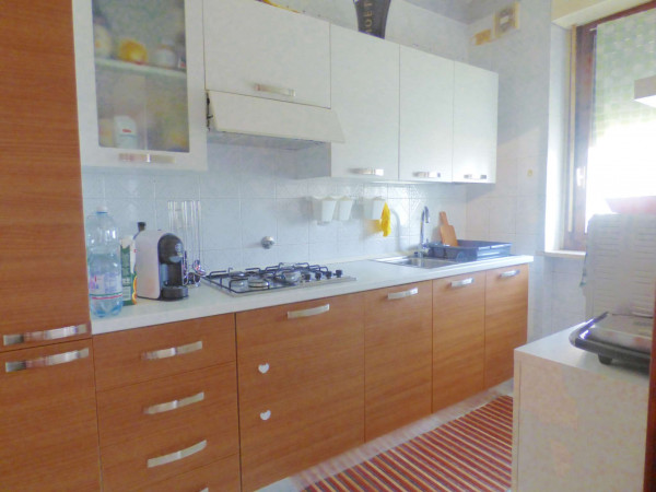 Appartamento in vendita a Borgaro Torinese, Con giardino, 80 mq - Foto 12