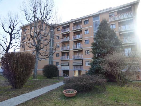 Appartamento in vendita a Borgaro Torinese, Con giardino, 80 mq - Foto 2