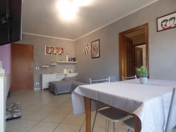 Appartamento in vendita a Borgaro Torinese, Con giardino, 80 mq - Foto 13