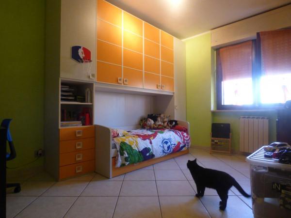 Appartamento in vendita a Borgaro Torinese, Con giardino, 80 mq - Foto 4