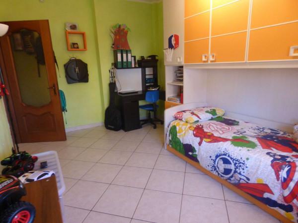 Appartamento in vendita a Borgaro Torinese, Con giardino, 80 mq - Foto 5