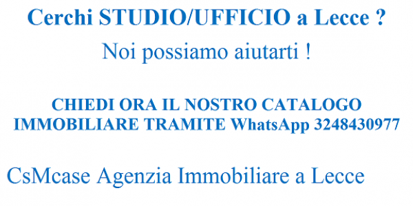Immobile in affitto a Lecce, Mazzini, 100 mq - Foto 1