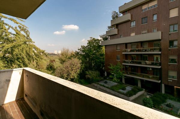 Appartamento in vendita a Milano, Vigentino, Con giardino, 130 mq - Foto 18