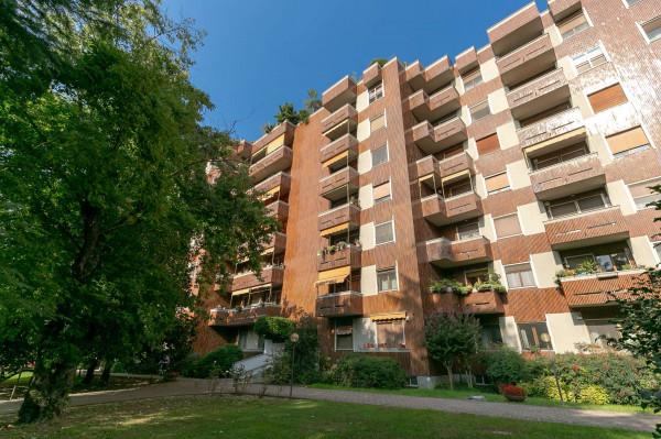 Appartamento in vendita a Milano, Vigentino, Con giardino, 130 mq - Foto 14