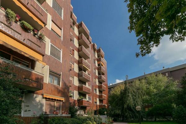 Appartamento in vendita a Milano, Vigentino, Con giardino, 130 mq - Foto 19