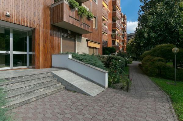 Appartamento in vendita a Milano, Vigentino, Con giardino, 130 mq - Foto 17