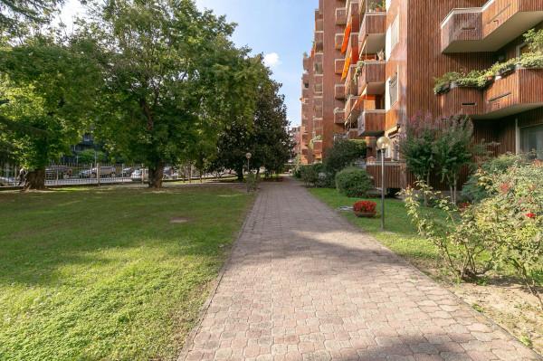 Appartamento in vendita a Milano, Vigentino, Con giardino, 130 mq