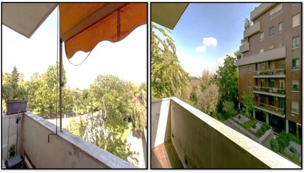 Appartamento in vendita a Milano, Vigentino, Con giardino, 130 mq - Foto 3
